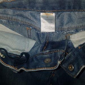 Girls Jean's size 4t